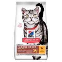 Hill's Science Plan Adult Hairball & Indoor Chicken