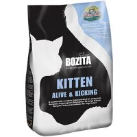 Bozita Kitten Alive & Kicking
