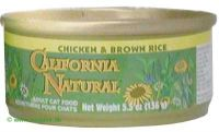 California Natural Cat Huhn + Reis