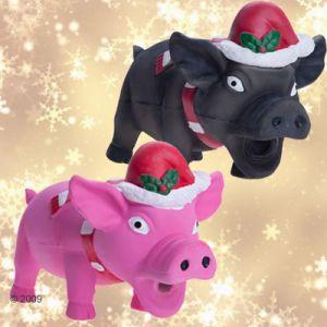 Weihnachtliche Überraschungen für die tierischen Familienmitglieder