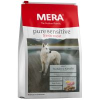 MERA pure sensitive fresh meat Truthahn & Kartoffel getreidefrei