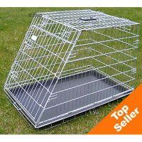 Sloping Dog Transport Cage