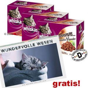 Whiskas Katzenkalender